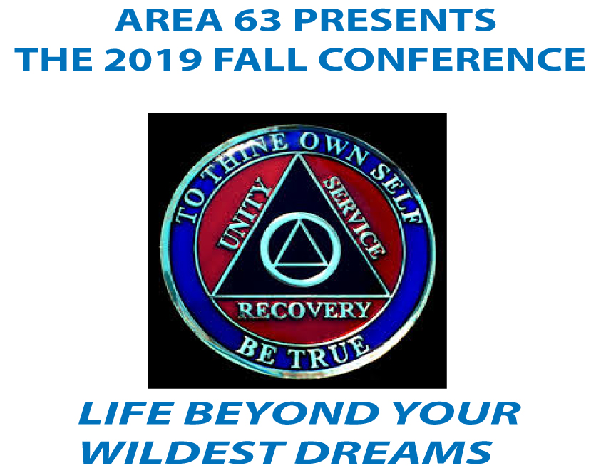 Area 63 Fall Conference