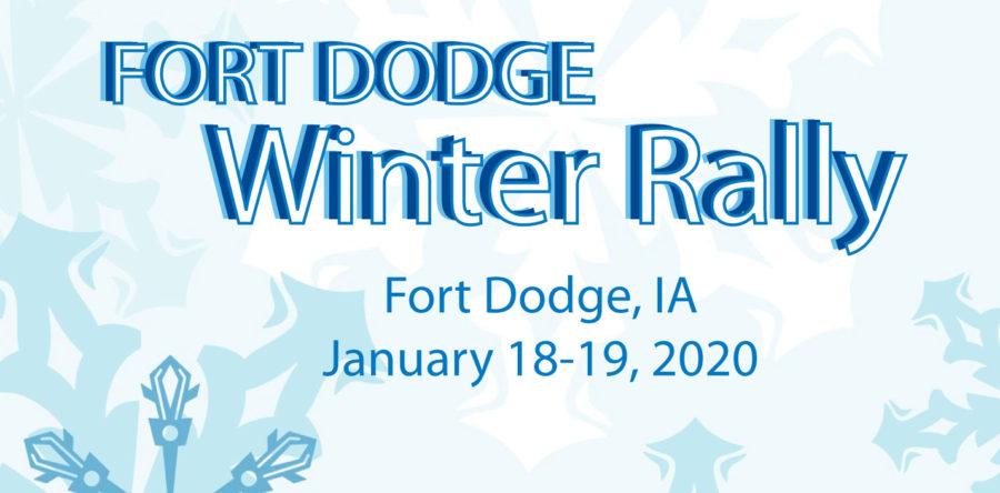 Ft. Dodge Winter Rally