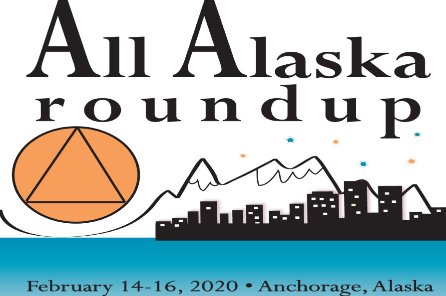 ALL ALASKA ROUNDUP FEBRUARY 14-16, 2020 ANCHORAGE, AK.