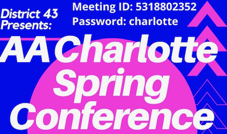 CHARLOTTE SPRING CONFERENCE