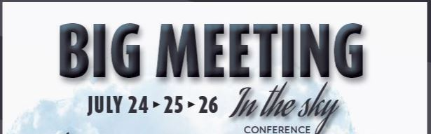 Big Meeting In The Sky Conference